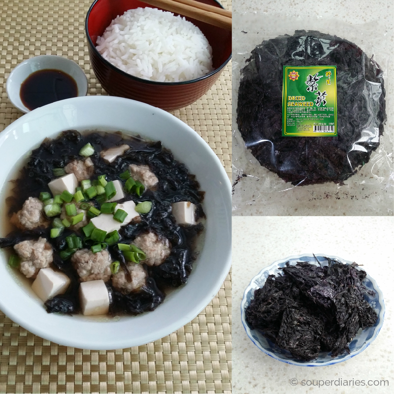 Chinese Seaweed Soup Recipe