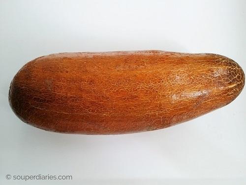 old cucumber