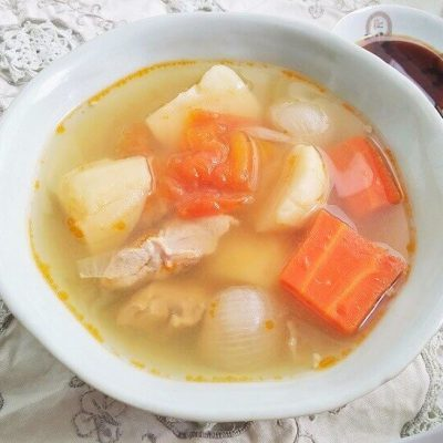 chinese abc soup