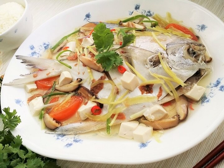 Teochew steamed fish recipe souper diaries for How to steam fish