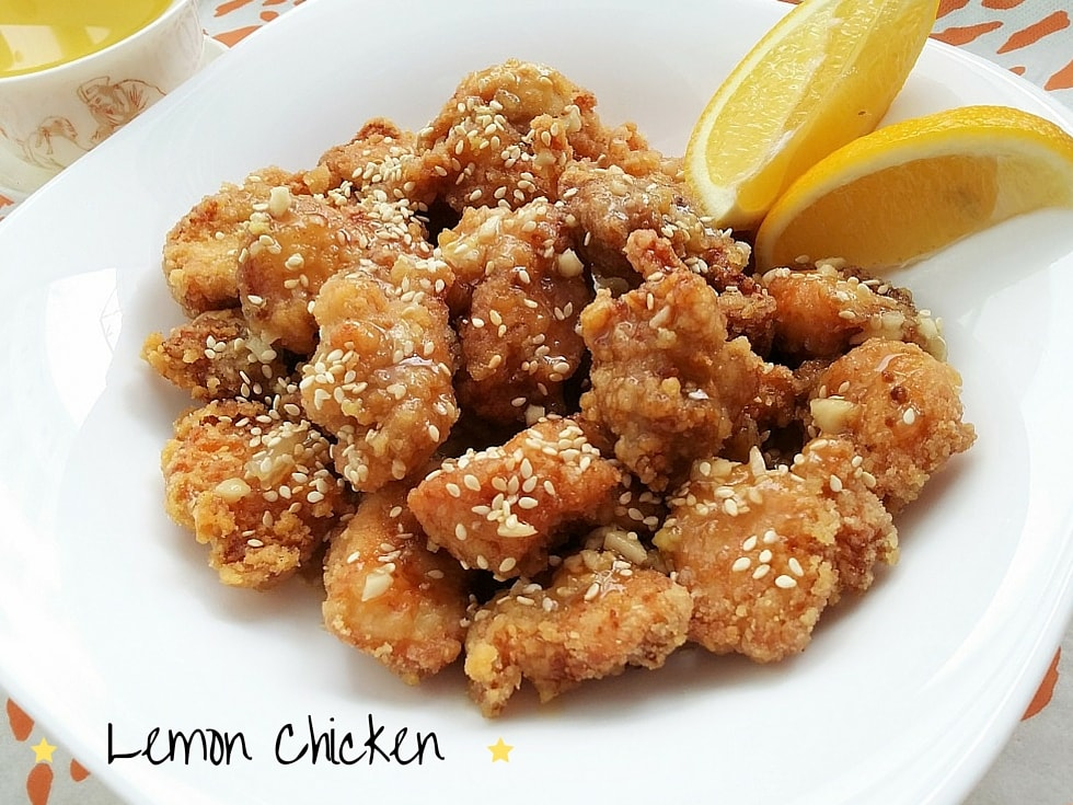 Chinese lemon chicken recipe i souper diaries chinese lemon chicken chinese lemon chicken recipe forumfinder Images