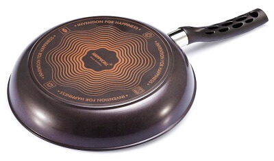 Happycall diamond frying pan