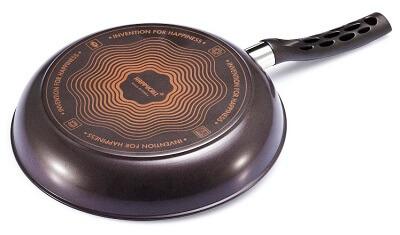 happy call pan non stick toxic