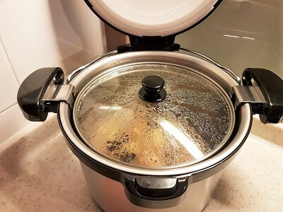 What is a thermal cooker