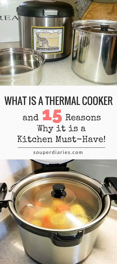What is a thermal cooker and why it is a kitchen must have