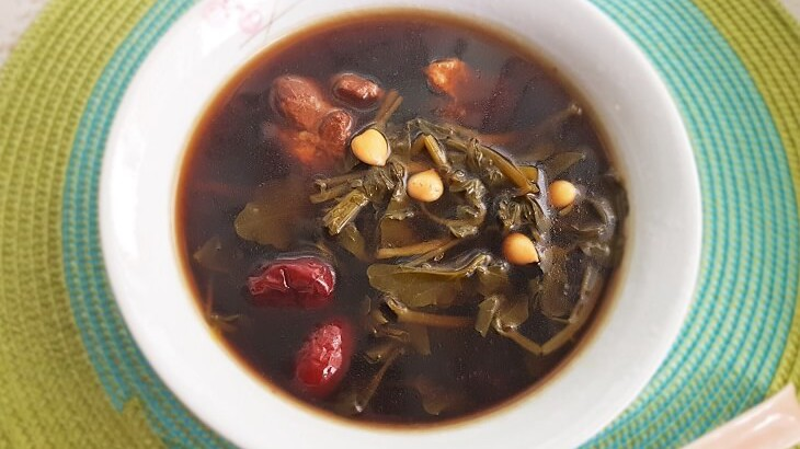luo han guo soup