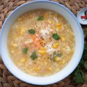Shrimp Egg Drop Soup