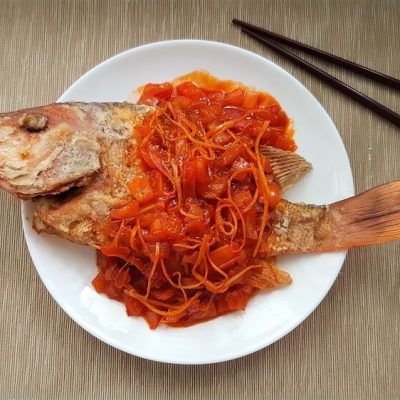 sweet sour fish recipe