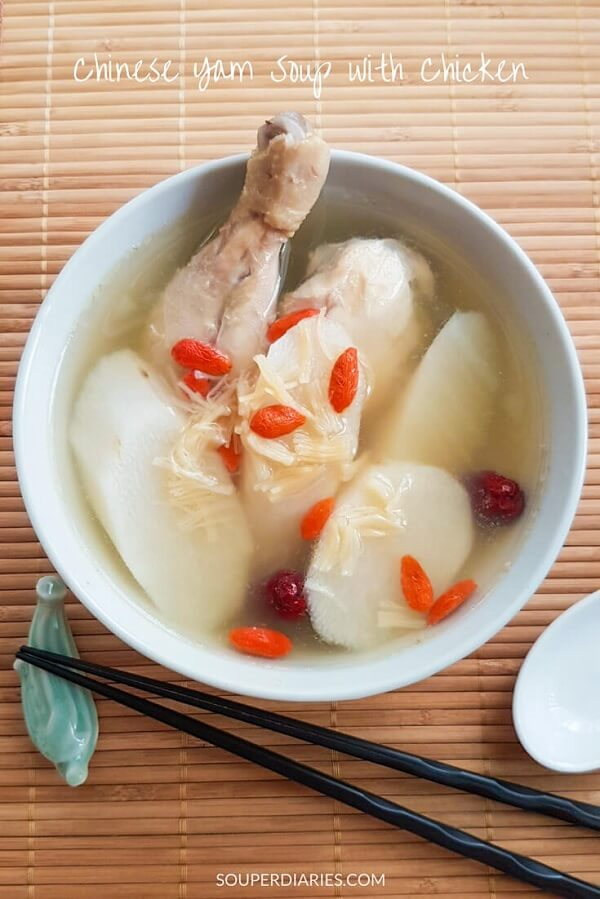 how to cook chinese yam