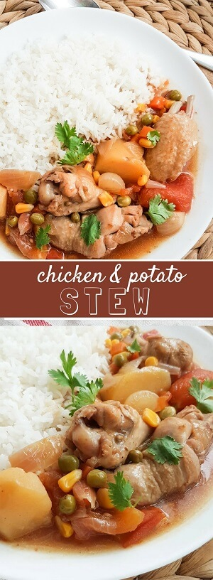 Chicken Potato Stew