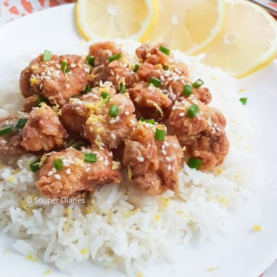 Honey Lemon Chicken