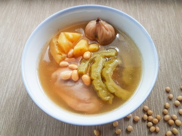 chinese bitter melon soup - photo #30