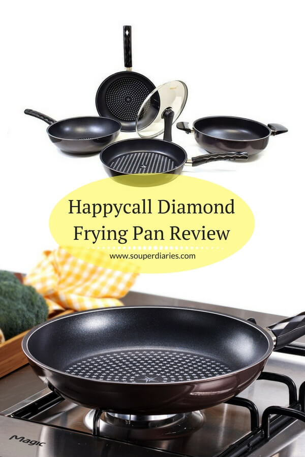 Happycall diamond frying pan review