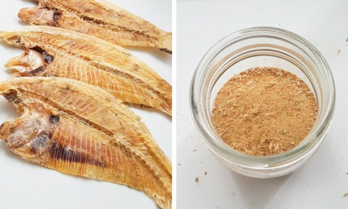 Dried sole powder (dried flounder powder)