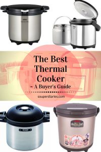 The Best Thermal Cookers – A Buyer's Guide