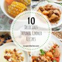 10 delicious thermal cooker recipes