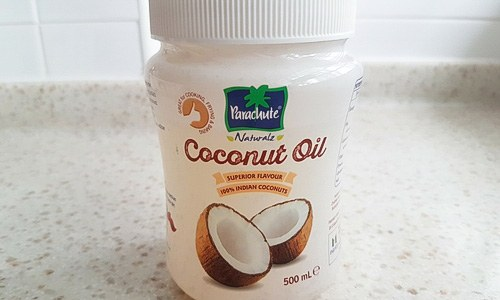 Parachute coconut oil