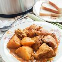 Thermal Cooker Chinese Chicken Curry Recipe