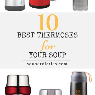 Best Thermos for Soup and Hot Foods