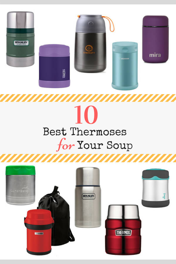 Best Thermoses for Soup