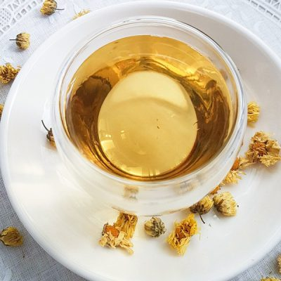 Chrysanthemum tea benefits and recipe